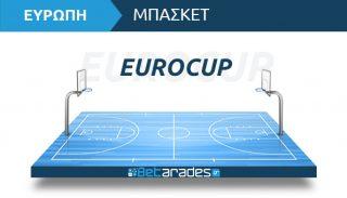 Eurocup slider