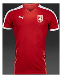 Σερβία φανέλα Μουντιάλ