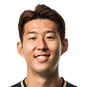 Son Heung-min Νότια Κορέα