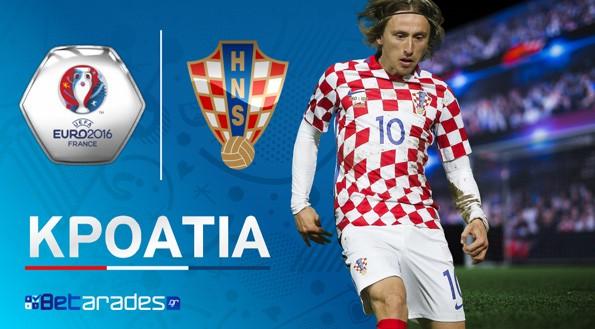 Εθνική Κροατίας Euro 2016