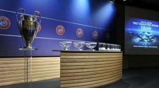 Champions League: Η κλήρωση των ομίλων