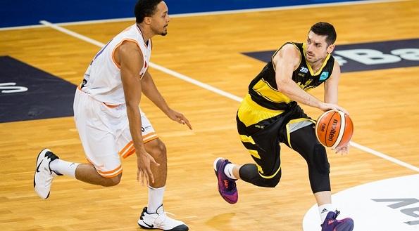 FIBA Champions League: Μόνο με την άμυνα ο Άρης απέναντι στους Δανούς της Μπάκεν