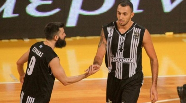 FIBA Champions League: Πρώτη νίκη για ΠΑΟΚ, άνετα ξανά η ΑΕΚ