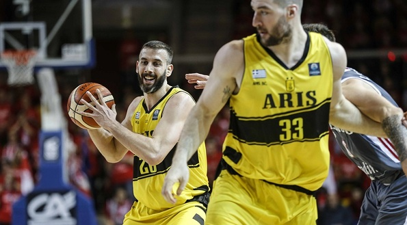 FIBA Champions League: Ξανά με γαλλική ομάδα ο Άρης, οι άμυνες επικρατούν σε όλα τα ζεύγη