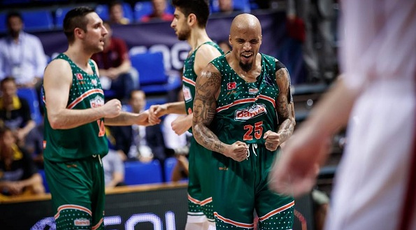 FIBA Champions League: Διεκδικεί στα ίσια τον τίτλο η Μπάνβιτ του Θίοντορ, Over ο μικρός τελικός