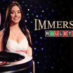 Immersive Roulette: Εντυπωσιακό Live Παιχνίδι από την Evolution!